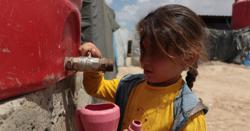 News Humanitarian Crises Syria's War Water Middle East Syria