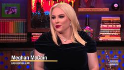 The View Meghan McCain Bravo Andy Cohen Books Mary Trump